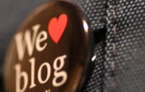 We love blog