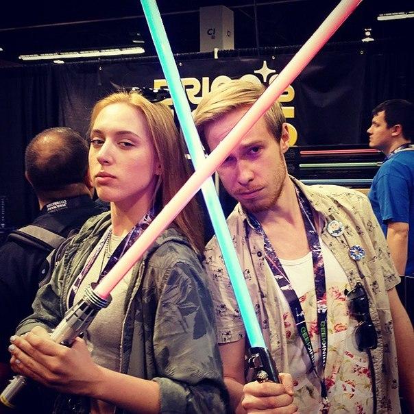 Стас Давыдов Star Wars