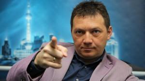 Георгий Черданцев и сраные блогеры