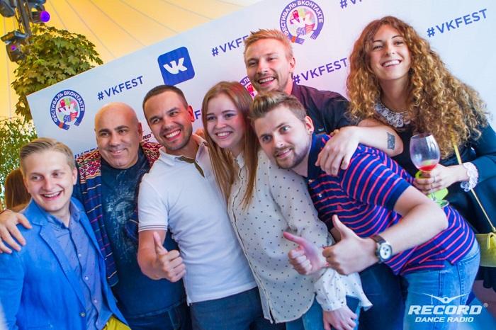 vkfest Фестиваль ВКонтакте