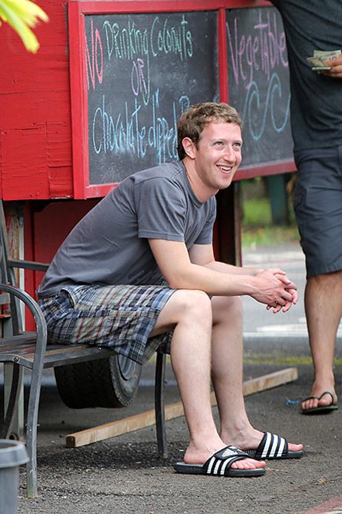 Фейсбук Цукерберг